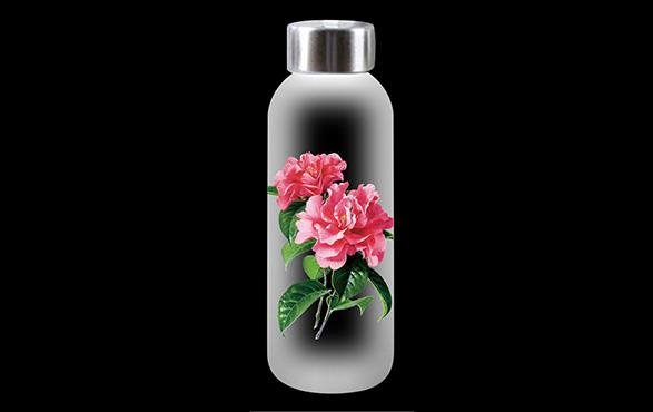 玻璃瓶热转印图案