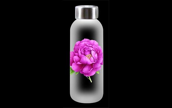 饮料瓶光瓶印刷