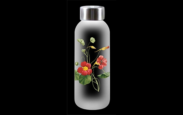 光瓶热转印产品